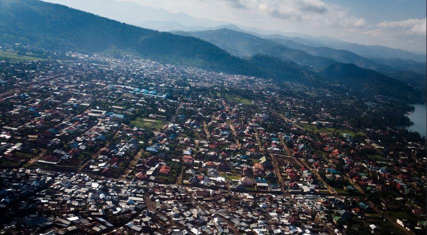 goma town