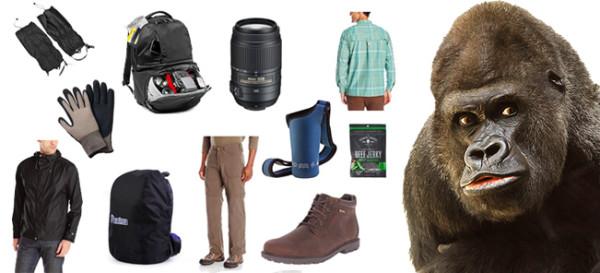 Gorilla Trekking Essentials