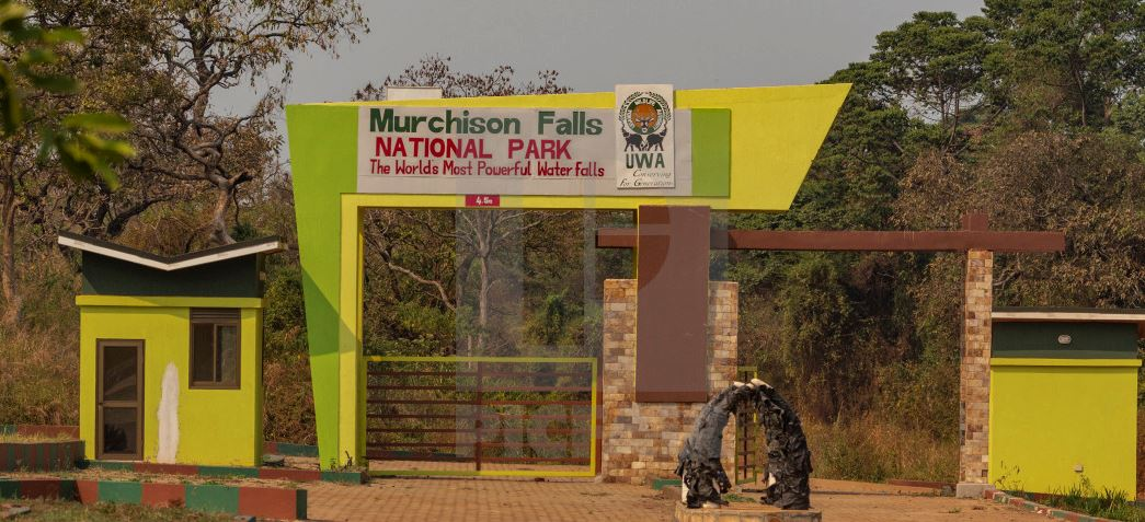 Park entry fees to Murchison falls park