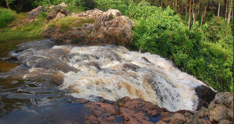 Sezibwa falls