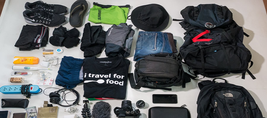 Essentials to pack for a typical Uganda safari