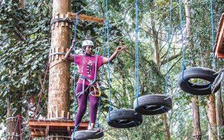 Adventure activities in Uganda